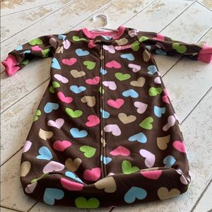 CARTERS baby sleep bag